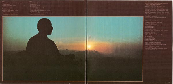 Inner Gatefold, Wonder, Stevie - Talking Book