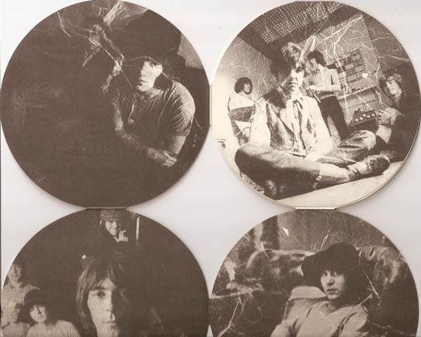 Gatefold additional fold out, Small Faces - Ogdens' Nut Gone Flake