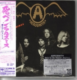 Aerosmith, Get Your Wings cover image