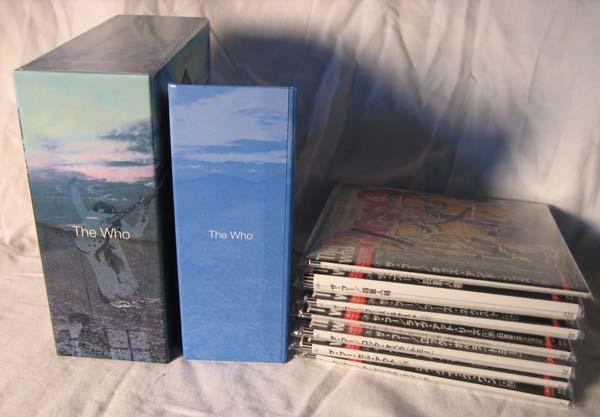 CDs, Who (The) - Who's Next Box