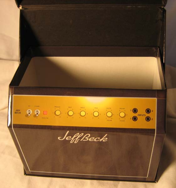 view 8, Beck, Jeff - Feed Beck Amplifier Box