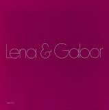Lena Horne  /  Gabor Szabo : Lena  &  Gabor : cover