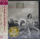 Rush : Permanent Waves : cover