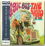 Who (The) : Magic Bus - The Who On Tour : cover