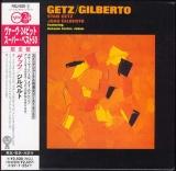 Getz, Stan + Gilberto, Joao - Getz/Gilberto