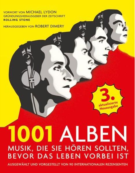 German cover, Quintessence Editions - 1001 Albums You Must Hear Before You Die