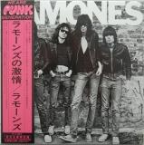 Ramones : Ramones + 8 : cover