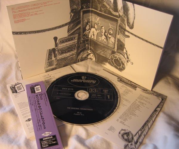 , 10cc - The Original Soundtrack (+2)