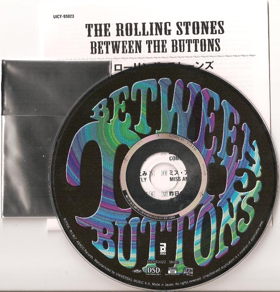 , Rolling Stones (The) - Between The Buttons (US)