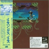 Front cover (main) image of WPCR-13517 : Yes : Yessongs