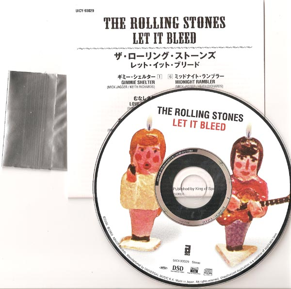 , Rolling Stones (The) - Let It Bleed