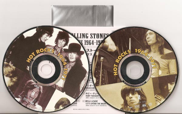 , Rolling Stones (The) - Hot Rocks
