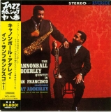 Adderley, Cannonball (Quintet) - in San Francisco +1