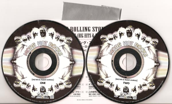 , Rolling Stones (The) - More Hot Rocks +3