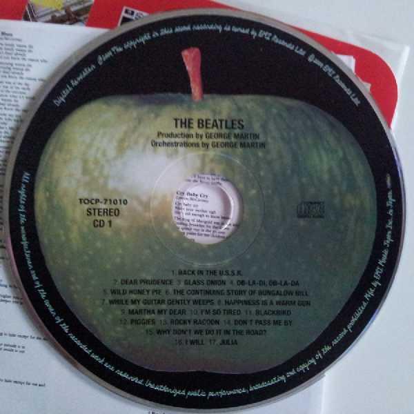 labelbeat, Beatles (The) - The Beatles (aka The White Album)