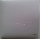 Beatles (The) : The Beatles (aka The White Album) : cover