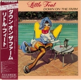 Little Feat : Down On The Farm : cover