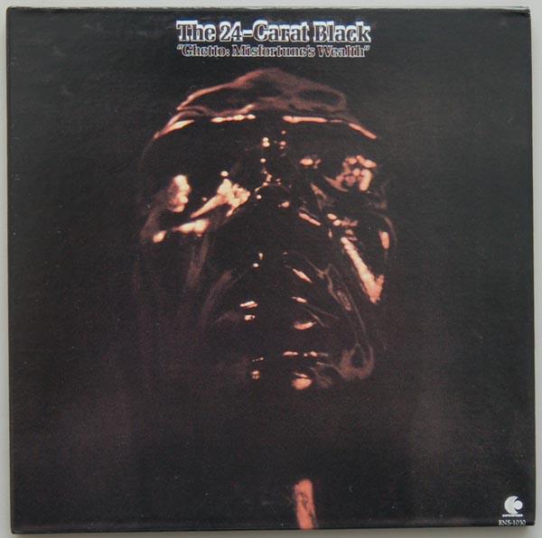 Front Cover, 24 Carat Black - Ghetto - Misfortune's Wealth