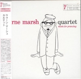 Marsh, Warne - Quartet