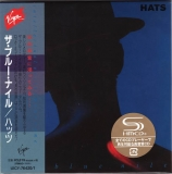 Blue Nile, The : Hats + 6 : cover