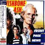 Wishbone Ash : Front Page News : cover