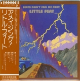 Little Feat : Feats Don't Fail Me Now : cover