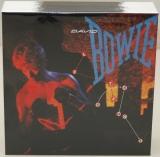 Bowie, David - Let's Dance Box and Promo Obis