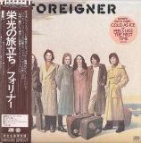 Foreigner : Foreigner : cover