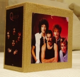 Queen Custom Box