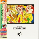 Frankie Goes To Hollywood - Welcome To The Pleasure Dome + 9