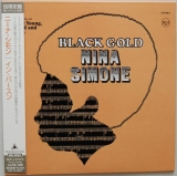 Simone, Nina : Black Gold : cover