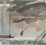 Camel : The Snow Goose (2013 Version) : cover