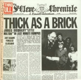 Featured release : Thick As A Brick +2