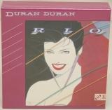 Duran Duran - Rio Box