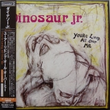 Dinosaur Jr. - You�re Living All Over Me