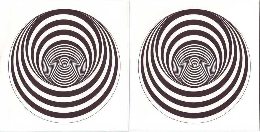 2 CD Sleeves, Aphrodite's Child - 666