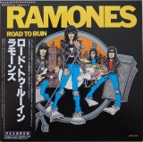 Ramones : Road To Ruin +5 : cover