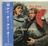 Bee Gees, Cucumber Castle  cover image