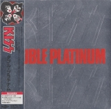 Kiss : Double Platinum : cover