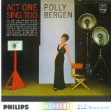 Bergen, Polly : Act One Sing Too : cover