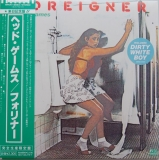 Foreigner : Head Games : cover