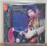 Hendrix, Jimi, Blues At Midnight cover image