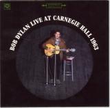 Dylan, Bob - Live at Carnegie Hall 1963