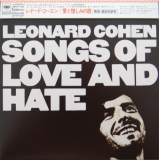 Cohen, Leonard - Songs of Love and Hate +1