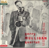 Gerry Mulligan Quartet, Vol 2