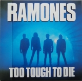 Ramones : Too Tough To Die : cover