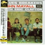 Mayall, John with Eric Clapton - Blues Breakers