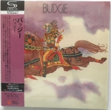 Budgie : Budgie : cover