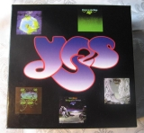Front cover (main) image of YES-BOX1 : Yes : Roger Dean Box