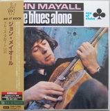 Mayall, John  : Blues Alone : cover